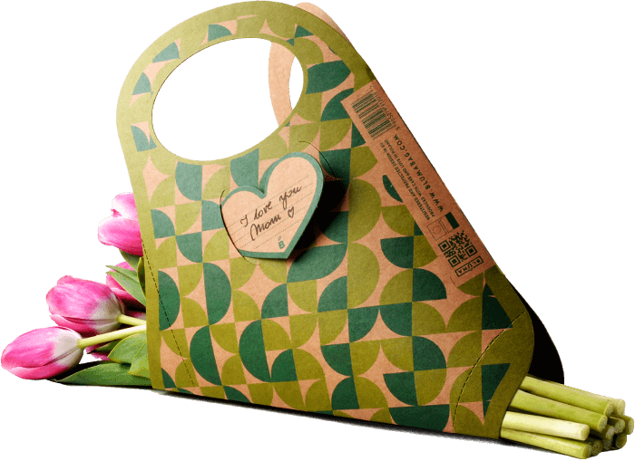 Bluma Bag ma ciekawy design