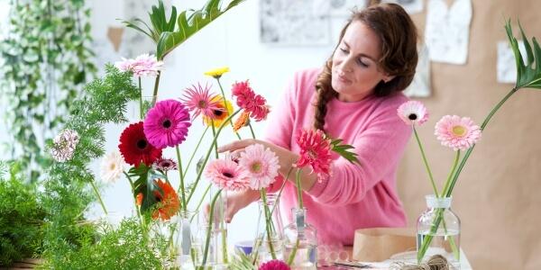 Podatki w Kwiaciarni