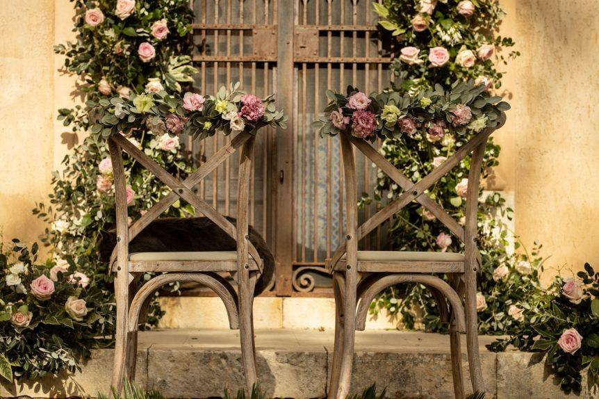 Dekoracja ślubu